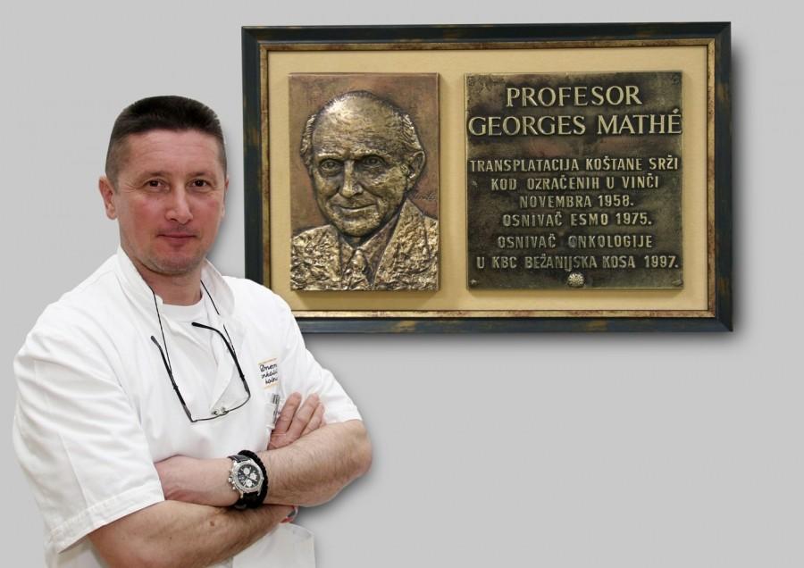 Prof. dr. onkolog Vladimir Kovčin
