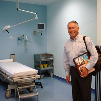 Prof. dr Edel Ramirez
